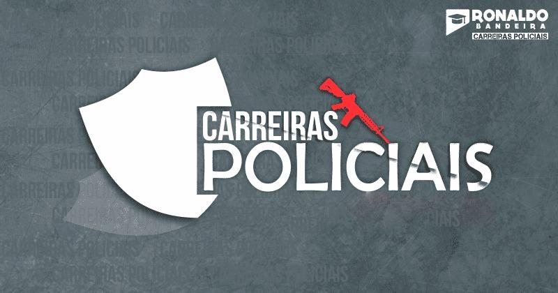 CARREIRAS POLICIAIS -  ONLINE