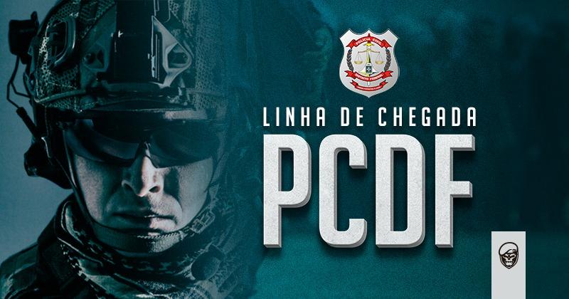 PC DF - Linha de Chegada - AO VIVO