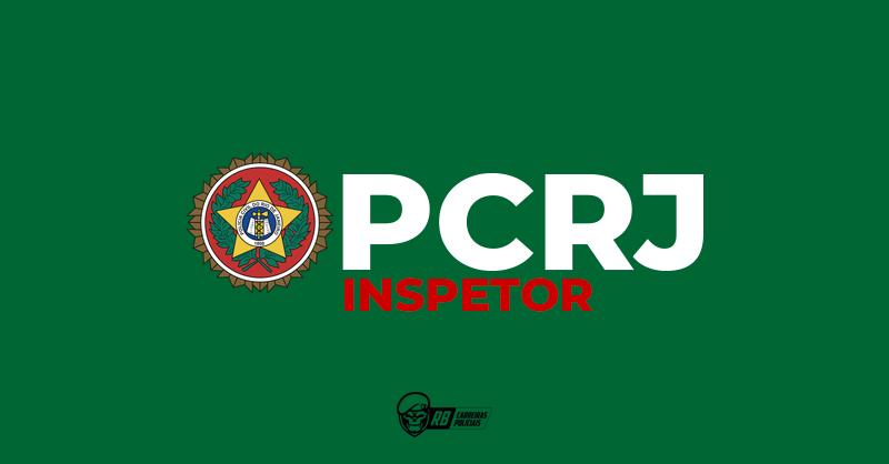 CURSO INSPETOR POLÍCIA CIVIL RJ