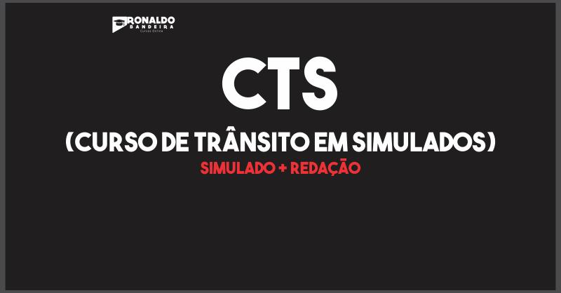 C T S - CURSO DE TRÂNSITO EM SIMULADOS