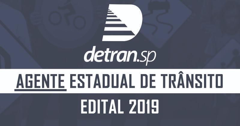 DETRAN SP - AGENTE ESTADUAL DE TRÂNSITO - PÓS EDITAL