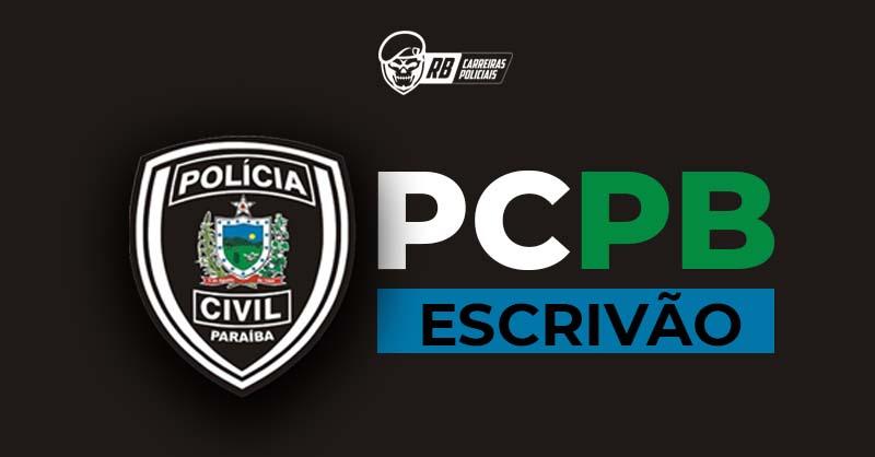 CURSO ESCRIVÃO DE POLÍCIA DA PARAÍBA