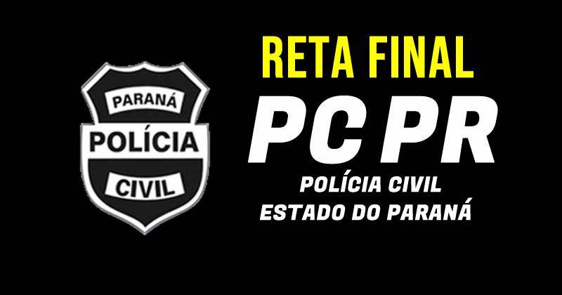 PC PR - RETA FINAL