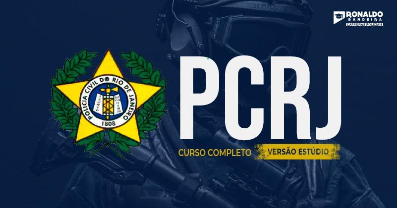 POLÍCIA CIVIL DO RIO DE JANEIRO (PC RJ)