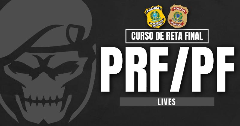 COMBO PF/PRF - RETA FINAL LIVES
