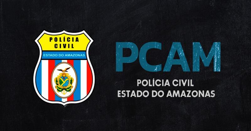 Polícia Civil AM - Curso Completo