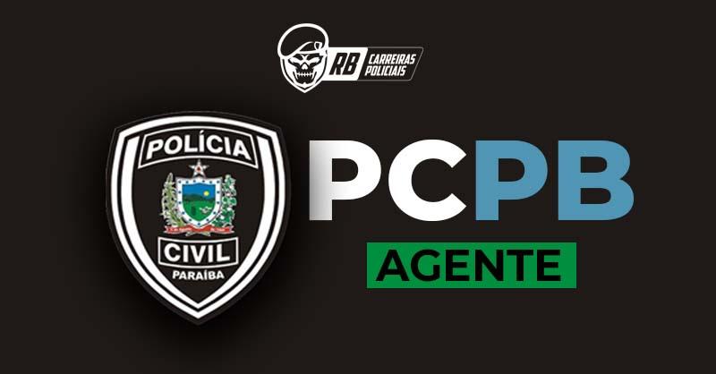 CURSO POLICIA CIVIL PB AGENTE DE INVESTIGAÇÃO
