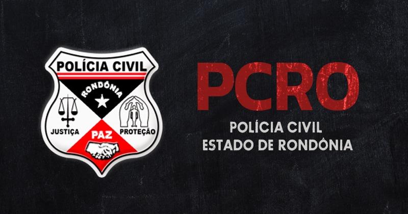 Polícia Civil RO - Curso Completo