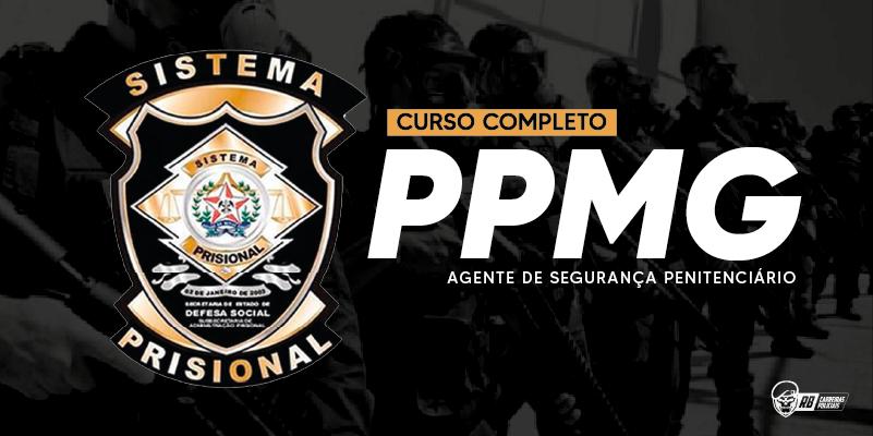 Polícia Penal MG 2021